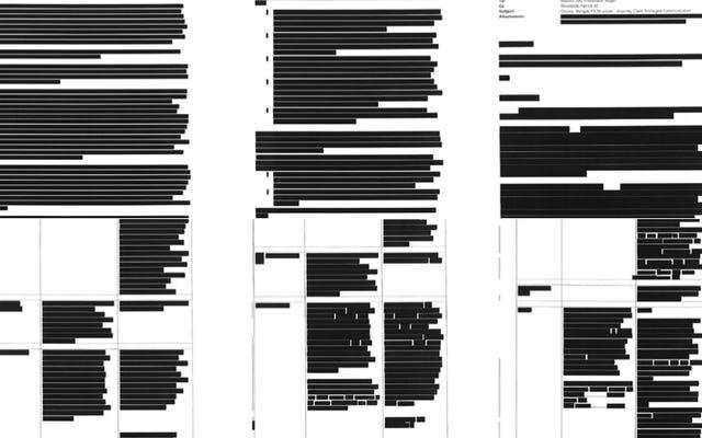 当局は、ベンガルズの新しいスタジアムでの275ページの編集に関する公記録要求に対応します