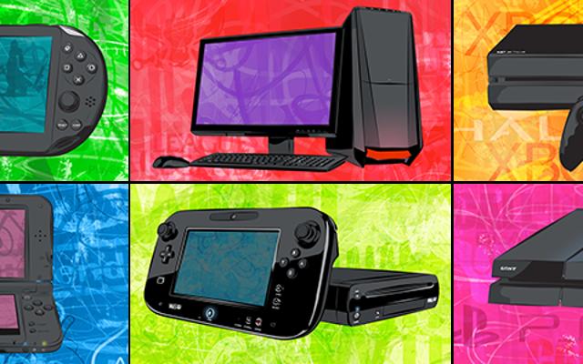 Bạn nên mua bảng điều khiển trò chơi video nào?