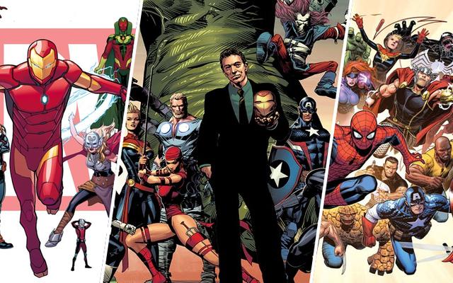 2015年以降のマーベルコミックの4回のリニューアルの簡単なガイド—はい、4回—