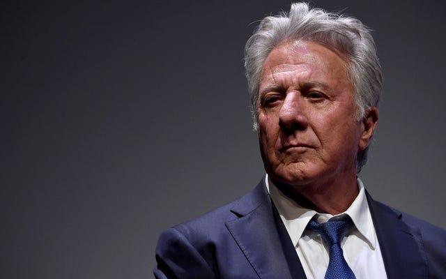 ผู้หญิงอีกคนกล่าวหาว่า Dustin Hoffman ประพฤติผิดทางเพศ