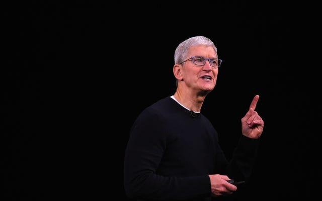 Apple ถูกกล่าวหาว่าตอบโต้หลังจากคนงานพูดเรื่องค่าจ้างและล่วงละเมิด