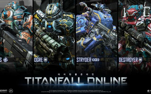 Titanfall Online anulowane w Korei Południowej