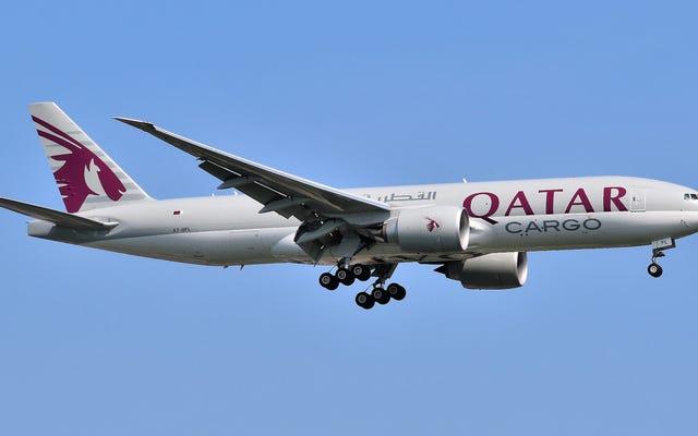 カタール航空は、環境保護論者からの批判の中で、9分間の飛行を排除します