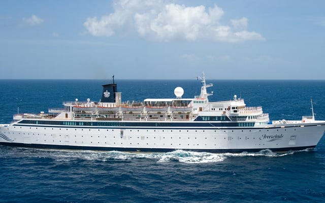 Kapal Unggulan Scientology Telah Dikarantina Setelah Kasus Campak Terkonfirmasi