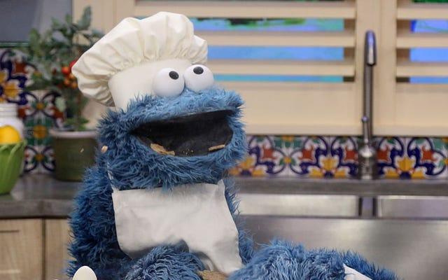 """Cookie Monster revela todo en Reddit AMA: """"Yo soy lo que soy"""""""
