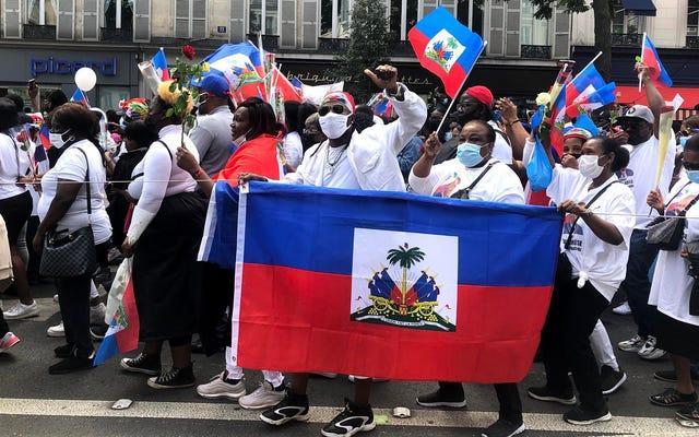 अमेरिका-हैती संबंधों की एक समयरेखा