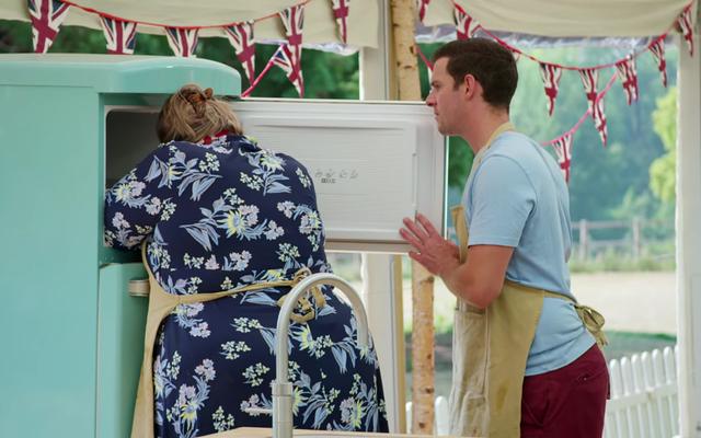 การแสดง Great British Baking Show กำลังจะถึงเส้นชัยและเราพบว่าตัวเองรู้สึกขอบคุณ