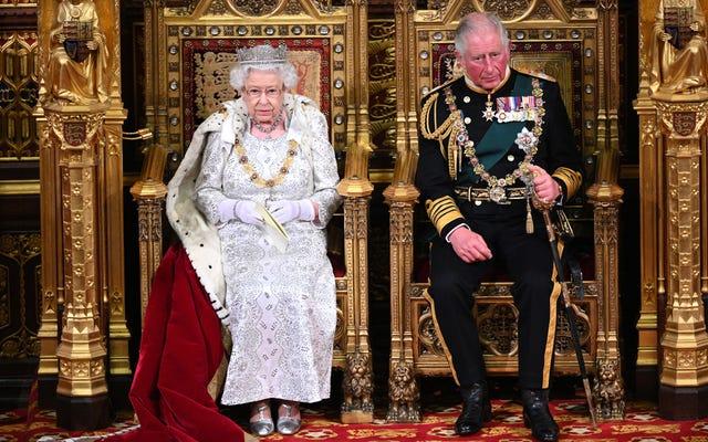 アンドルー王子のスキャンダルがチャールズ皇太子をトップに押し上げるなら、それは絶対にワイルドになるでしょう