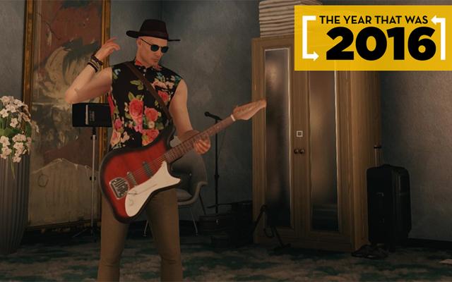 2016年の最高のビデオゲーム音楽