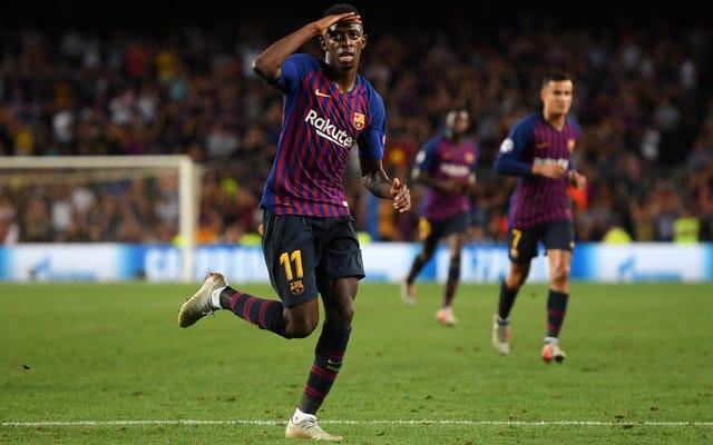 Ousmane Dembélé Tidak Sempurna Untuk Barcelona, Tapi Dia Yang Mereka Butuhkan