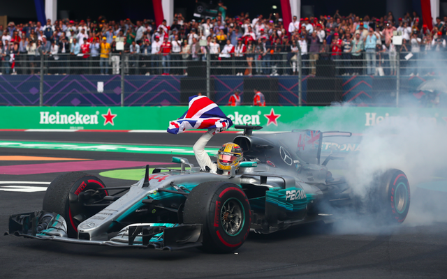 Lewis Hamilton è un campione del mondo di F1 per la quarta volta