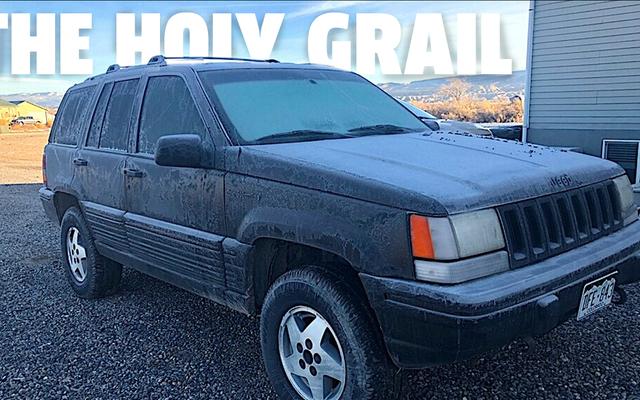 Tôi chỉ cần mua các Holy Grail of Jeep Grand Cherokee nhưng nó có 260.000 dặm và được chia ở giữa Nowhere