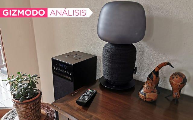 Ikea Sonos Symfonisk:Sonosが安すぎると判断する前に、これらのスピーカーの1つを自分で購入してください