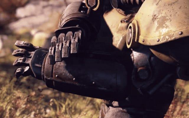 Fallout 76 - онлайн-игра на выживание, в которую можно играть в одиночку или с друзьями.