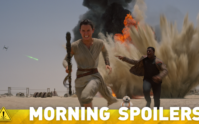 A Force Awakens Star บอกเป็นความลับครั้งใหญ่ แถม The NEXT Mad Max!