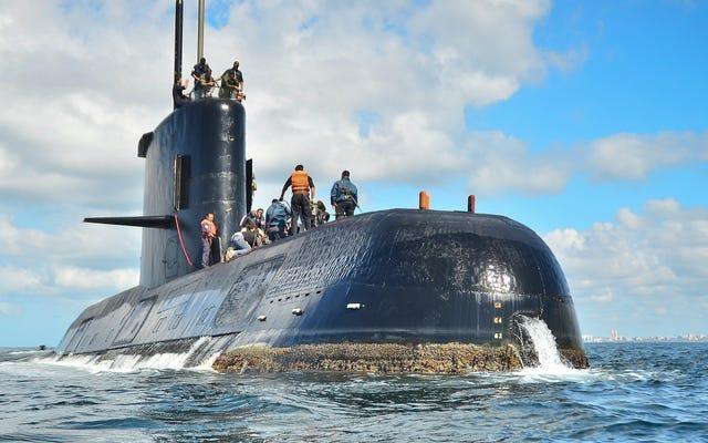 Welche Reserven an Nahrung und Sauerstoff hat ein U-Boot wie das in Argentinien verschwundene?