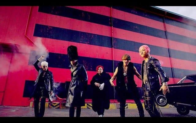 K-Pop Boy Band Vid của BIGBANG cho 'Bang Bang Bang' đang thực sự bùng nổ