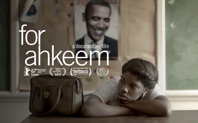 The Edge of 17: For Ahkeem là một câu chuyện sắp xảy ra trong thời đại Ferguson