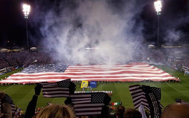 L'USMNT a perdu au Mexique et tout allait bien