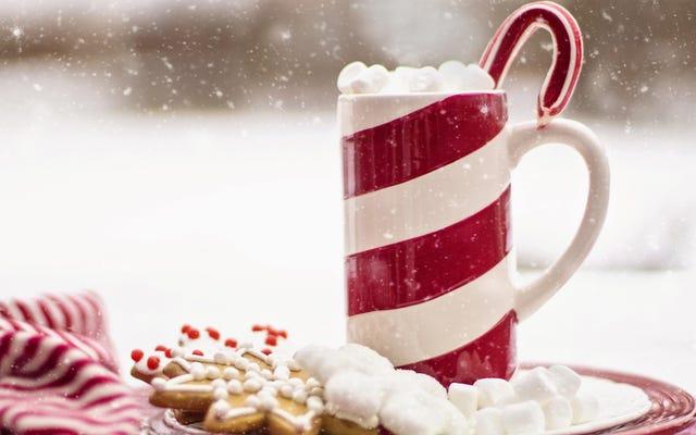 12月21日の冬のホリデーフライトを予約しないでください