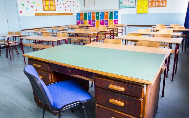 Cách chuẩn bị cho trường học ngừng hoạt động
