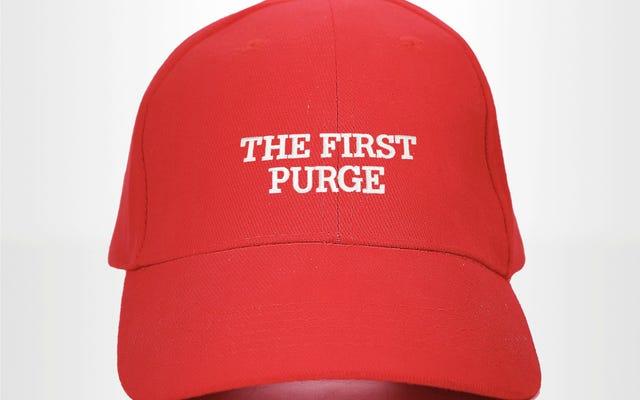 Приквел Purge вернется к скромному, кровавому началу сериала