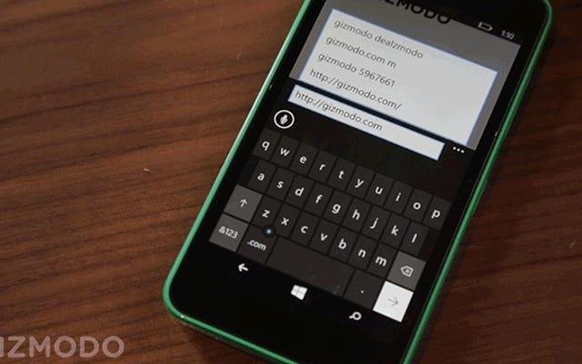 Le migliori nuove funzionalità del telefono Windows 10 in 6 GIF