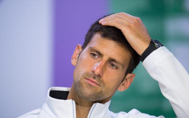 Novak Djokovic sẽ ngồi ngoài phần còn lại của mùa giải 2017