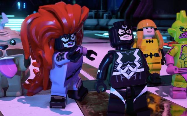 इनहुमेंन्स ने अपने टीवी शो की तुलना में इस लेगो गेम में बेहतर वीएफएक्स हैं