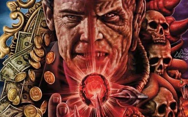 L'une des franchises de films cultes les plus étranges de tous les temps obtient une sortie Blu-ray collectée