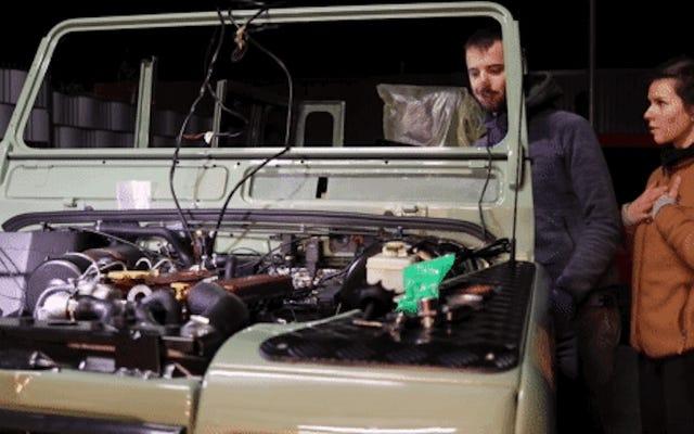 Avviare un misterioso motore per la prima volta è una sensazione incredibile che tutti dovrebbero provare
