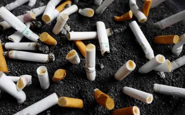 喫煙者の衣服から有毒な「三次喫煙」にさらされた映画ファン、調査結果