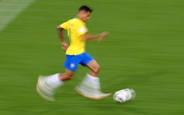 フィリペ・コウチーニョがブラジルのワールドカップで優勝するかもしれない