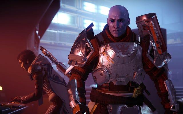 Destiny 2のコマンダーZavalaとして、ランス・レディックはついに良い警官になりました