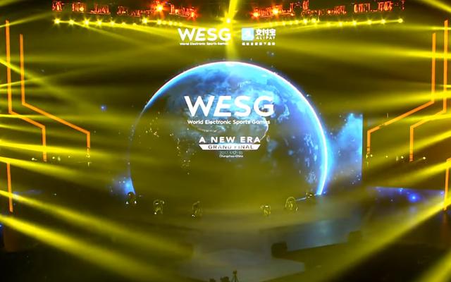 Thế vận hội thể thao điện tử thế giới năm 2016 của Trung Quốc đã khai mạc