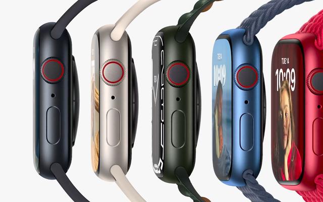 Apple Watch Series 7 potrebbe iniziare la spedizione a metà ottobre