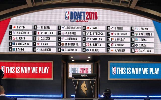 レポート:NBAチームは、1回限りの殺害を行う前に、見込み客の医療記録に自由にアクセスできることを望んでいます。