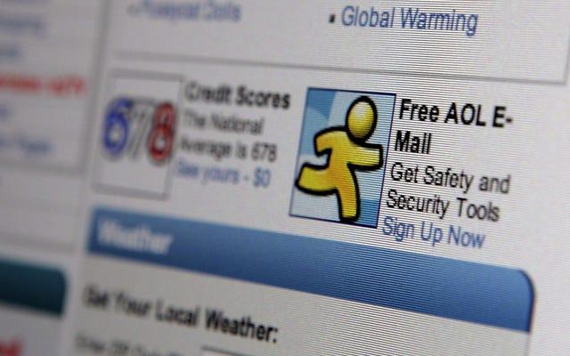 YahooおよびAOLユーザーへのPSA:ターゲット広告のためにあなたのEメールをスキャンすることができます