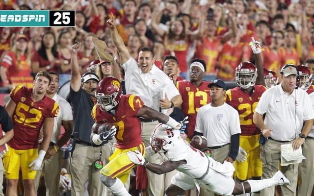 L'USC est prêt à dévoiler son prochain quart-arrière Golden Boy