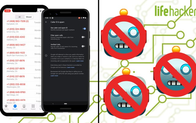 AndroidとiPhoneでスパム通話をブロックする方法
