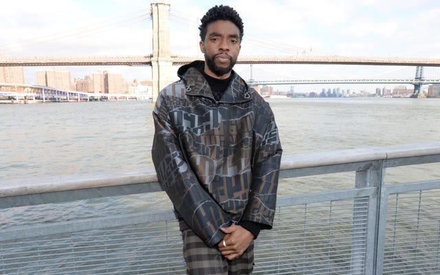 Chadwick Boseman, star di Black Panther, è morto a 43 anni