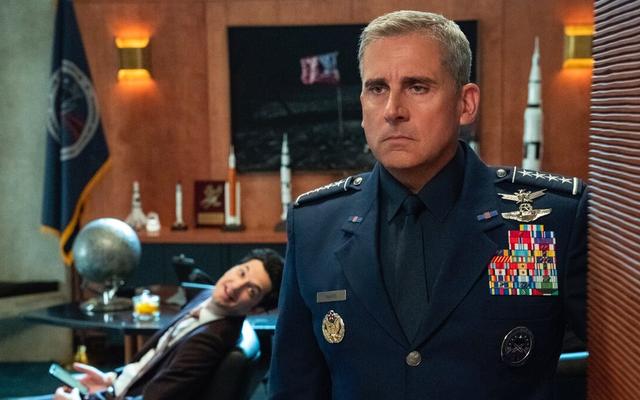 La force spatiale de la satire militaire Goofy de Netflix obtient une deuxième saison