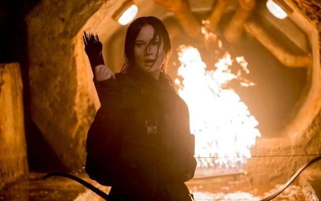 Suzanne Collins đã viết một phần tiền truyện của Hunger Games và nó sẽ ra mắt sau chưa đầy một năm