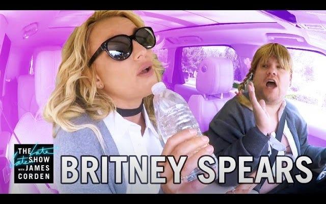 """Бритни Спирс признает, что фраза """"Ой, я сделала это снова"""" ничего не значит"""