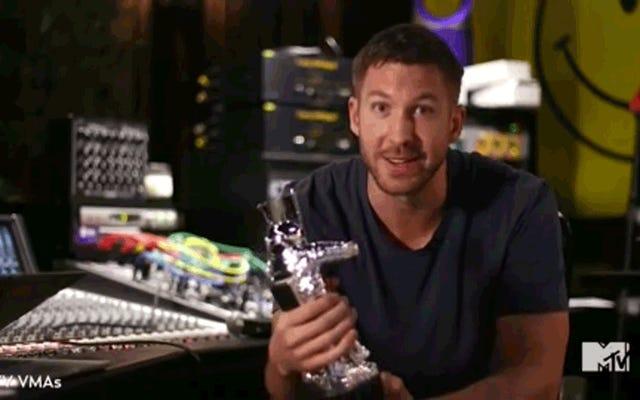 Calvin Harris Memenangkan VMA Tapi Tidak Berterima Kasih pada Penulis Lagu, Taylor Swift