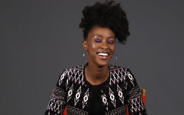 Ebony Obsidian Menyanyikan Whitney Houston Classic
