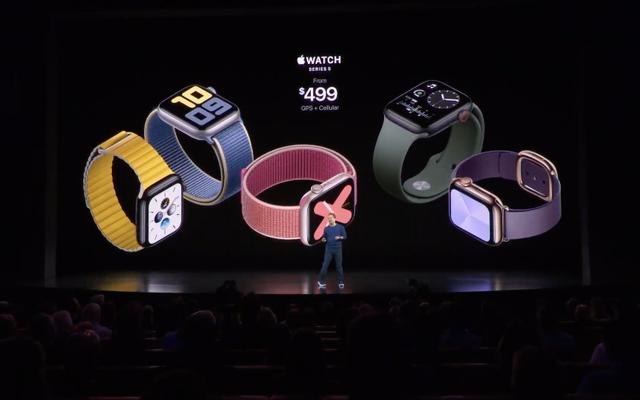 Apple Watch Series 5はソフトウェアのアップグレードをもたらしますが、それ以外はあまりありません
