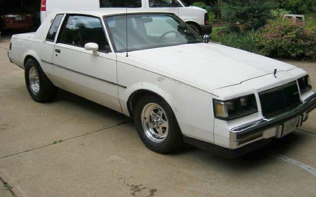 """Dengan $ 12.995, Bisakah Buick Regal 1986 """"Menakutkan Cepat"""" Ini Menakut-nakuti Kesepakatan?"""