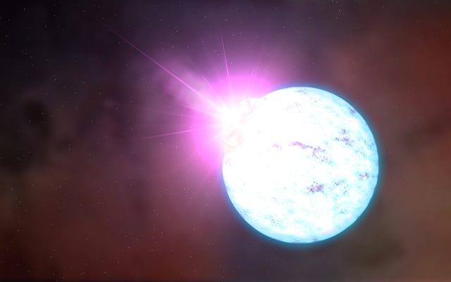 神秘的な銀河間電波バーストは、真のエイリアン環境から発生します
