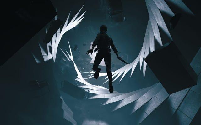 Kontrol adalah karya menarik dari penceritaan video game yang melayang di atas batasannya